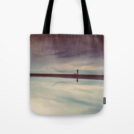 Yellowstone Reflection Tote Bag