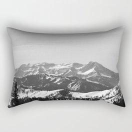 Mt. Timpanogos Rectangular Pillow