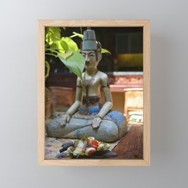 the offering Framed Mini Art Print