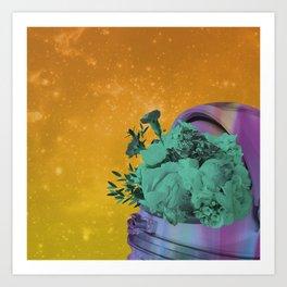 Space Dreams Art Print