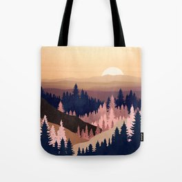 Summer Dusk Tote Bag