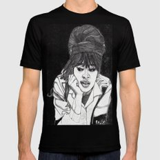 Ronnie Spector 2 Mens Fitted Tee 2X-LARGE Black