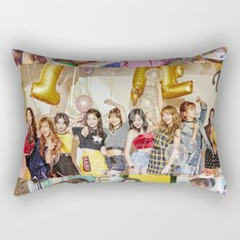 Twice Knock Knock Rectangular Pillow