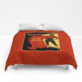 Carmen Opera (Toreador) Comforters
