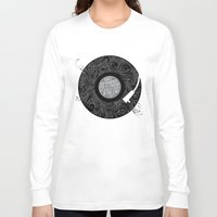 equality Long Sleeve T-shirts featuring Equality by Rachel Caldwell
