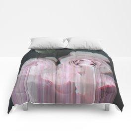 Fall In Rose Comforters