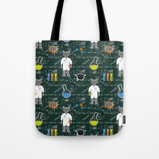 Professor Cat Tote Bag