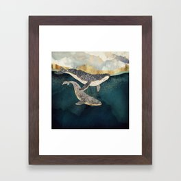 Bond II Framed Art Print
