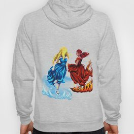 Dancers of Fire and Ice Hoody