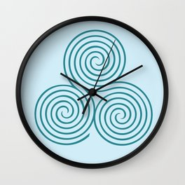 Self-Discovery Swag Wall Clock