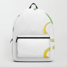 Semicolon Suicide Awareness For A Mental Supporter design Backpack