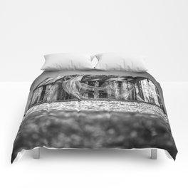 Fishermans Hut Comforters