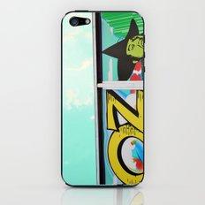 Oz iPhone & iPod Skin