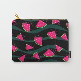 Watermelon slice . Carry-All Pouch