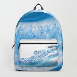 Agate blue Backpack