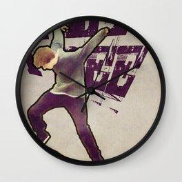 FlyFree Wall Clock
