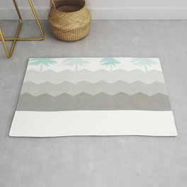 Trees {The Boring Afternoon Design Series} Rug