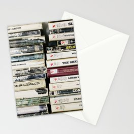 louis l'amour paperbacks Stationery Cards