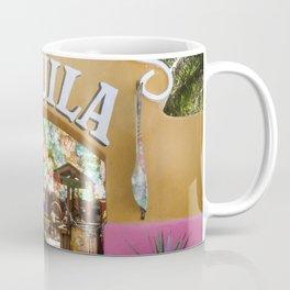 Tequila Tasting Coffee Mug