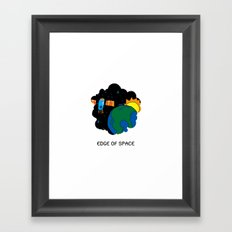 the other window Framed Art Print