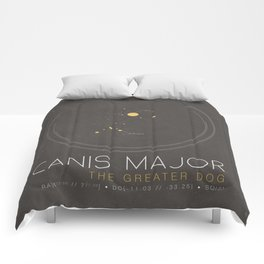 Canis Major - The Greater Dog Constellation Comforters