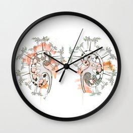 ANATOMYIII Wall Clock
