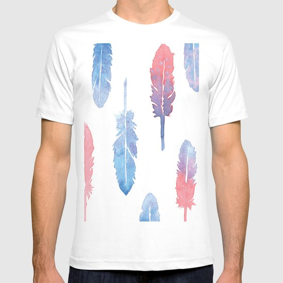 Feather forest T-shirt