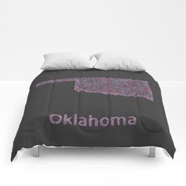Oklahoma Comforters