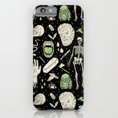 Whole Lotta Horror: BLK ed. iPhone 6s Slim Case