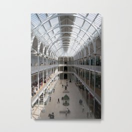 National Museum of Scotland Metal Print