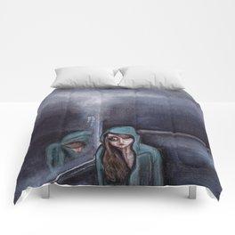 never go home (homesick) Comforters