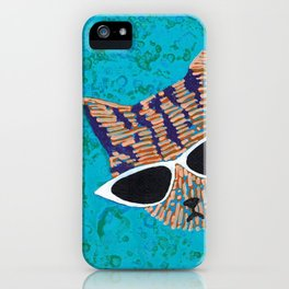Cool Tabby iPhone Case