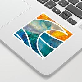 Surf's Up Sticker