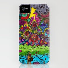 the scuba diver Slim Case iPhone (4, 4s)