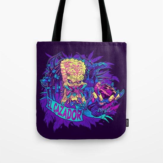 EL CAZADOR (the Hunter) Tote Bag