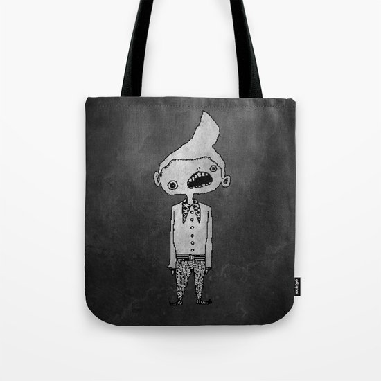 The Man Who Knew Too Much Went Mad Tote Bag