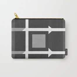 Why not grey? Carry-All Pouch