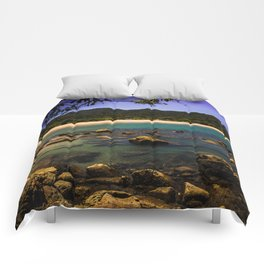 Camburi Beach Comforters