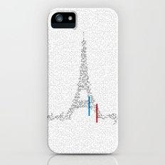 Eiffel Tower | Paris, France | Esperantos | StoryScape #1 iPhone (5, 5s) Slim Case