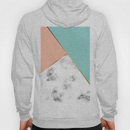 Marble Geometry 056 Hoody