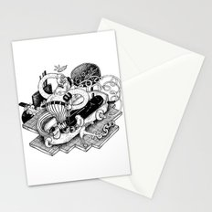 Gasfiter Galaz! Stationery Cards