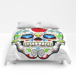 Calavera Comforters
