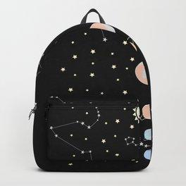 For You - Solar System Illustration Backpack