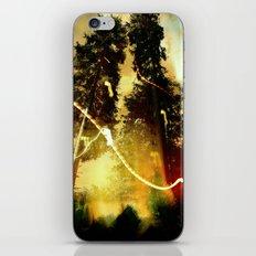 Fire Keeper Soul iPhone & iPod Skin