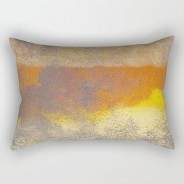 Abstract No. 676 Rectangular Pillow