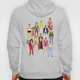 Champions Line Up Hoody