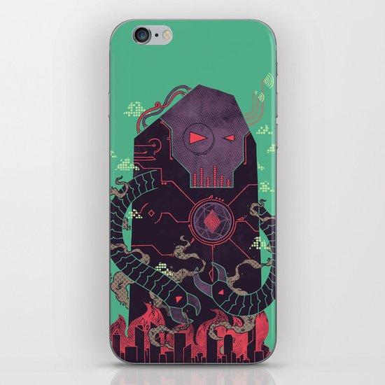 Operate, Annihilate iPhone & iPod Skin