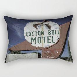 Lots of Vacancy Rectangular Pillow
