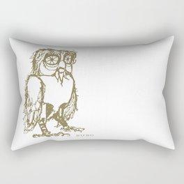 Bubo Rectangular Pillow