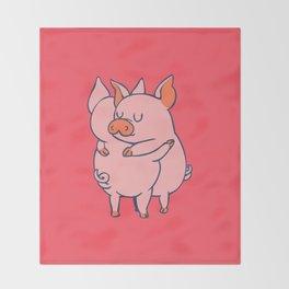 Pig Hugs Decke